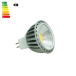 LED Reflektor-Spot MR16 Neutralweiß 6 Watt Ausf. COB