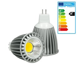 LED Reflektor-Spot MR16 9 Watt Ausf. COB neutralweiß