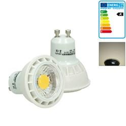 LED Reflektor-Spot GU10 3 Watt Ausf. COB neutralweiß