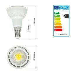 LED Reflektor-Spot E14 3 Watt Ausf. COB neutralweiß