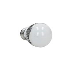 LED-Birne E27, RGB, 3W mit Fernbedienung
