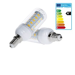LED Kolbenlampe E14 7 Watt warmweiß