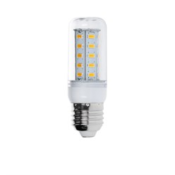 LED Kolbenlampe E27 7 Watt warmweiß