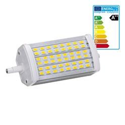 LED Stablampe R7s - 118 mm 15 Watt eckig kaltweiß