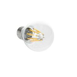 LED-Birne E27, Warmweiß, 8W