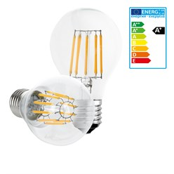 12 x LED Lampe Birne Filament E27 10W Warmweiß