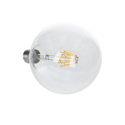 LED Retro Birne E27, Warmweiß, Ballonform 8W