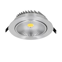 LED-Einbaustrahler COB, Kaltweiß, 12W
