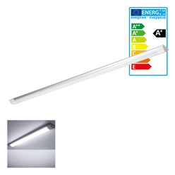 LED batten tube plafond 36W 120cm blanc froid spot lampe tube de lumière IP20