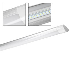 LED Bürolampe 90cm 28W Warmweiß