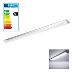 LED Deckenleuchte 90 cm 28 Watt kaltweiß