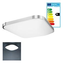 LED Wand- und Deckenleuchte 45 x 45 cm 36 Watt kaltweiß
