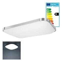 LED Wand- und Deckenleuchte 43 x 65 cm 48 Watt kaltweiß