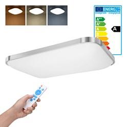 LED Wand- und Deckenleuchte 43 x 65 cm 48 Watt kalt- bis warmweiß dimmbar