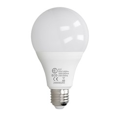 LED Birne E27 18 Watt warmweiß