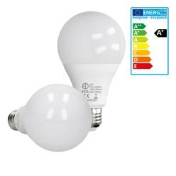 LED Birne E27 18 Watt kaltweiß