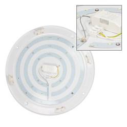 LED Wand- und Deckenleuchte Ø 50 cm 36 Watt neutralweiß