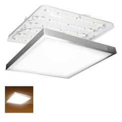 LED Wand- und Deckenleuchte 48 x 48 cm 36 Watt warmweiß