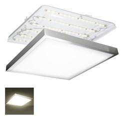 LED Wand- und Deckenleuchte 48 x 48 cm 36 Watt neutralweiß