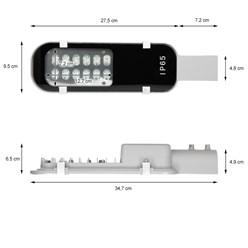 LED-Straßenlampe 12W, Neutralweiß, wasserfest