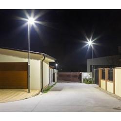 LED Straßenlampe 50W AC 85-265V Kaltweiß 6000K Wasserdicht IP65