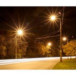LED Straßenleuchte Hofleuchte 100 W IP65 WW Sensor