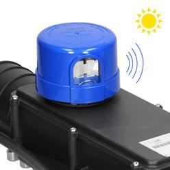 LED Straßenlampe 100W AC 85-265V Kaltweiß 6000K Wasserdicht IP65