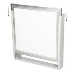 LED Panel Rahmen 60 x 60 cm