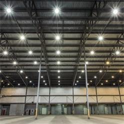 LED-Hallenleuchte 100W, Kaltweiß, wasserfest