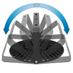 LED Hallenleuchte Flach IP65 200W