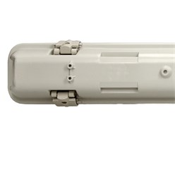 LED Lampenhalterung IP65 Leuchtstoffröhre 150 cm