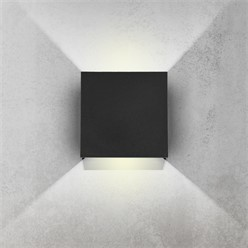 LED wall lamp with Black body 6W
