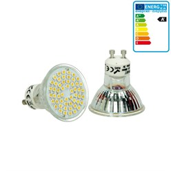 LED Spot GU10 3 Watt AAusf. SMD warmweiß