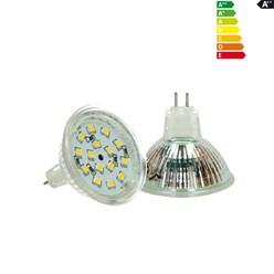LED Lampe warmweiss