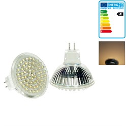 LED Spot MR16 3 Watt Ausf. LEDs warmweiß