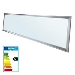 LED Panel 120 x 30 cm Kaltweiß 6000K + Montagezubehör