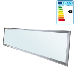 LED Panel Kaltweiß 120 x 30 cm 42 Watt