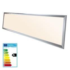 LED-Panel 120x30 cm, 42W, Warmweiß inkl. Montagezubehör