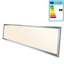 LED Panel 120 x 30 cm 42 Watt warmweiß