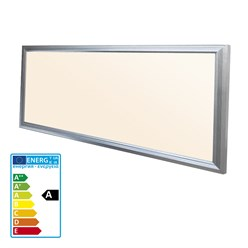 LED Panel 60 x 30 cm 18 Watt warmweiß dimmbar