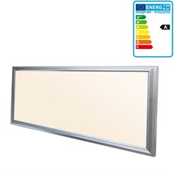 LED Panel 60 x 30 cm 18 Watt warmweiß