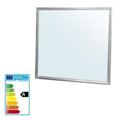 LED-Panel 60x60 cm, 36W, kaltweiß, inkl. Montagezubehör