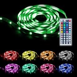 Led RGB Strip Streifen 44 Keys Controller Fernbedienung