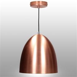 Hängelampe 132 cm aus Metall cm E27 1 flammig