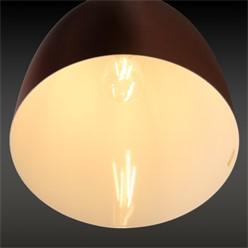 Hängelampe 1 flammige E27 mit 4W LED-Lampe