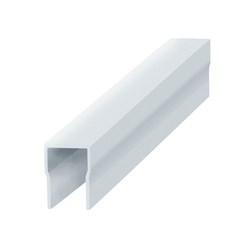 ML-Design WPC Quadratelement aus 13 Paneele, grau, 170x175x170 cm
