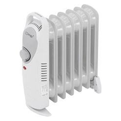 ML-Design Ölradiator 600W, weiß, aus Metall und Kunststoff
