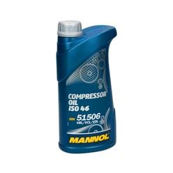 Mannol Kompressor Öl ISO 46 1 L