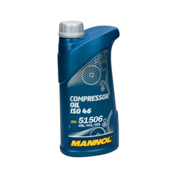 MN2901-1 /Mannol Compressor Oil ISO 46 1 Liter