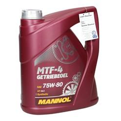 Mannol Getriebeöl MTF-4 75W-80 4 Liter